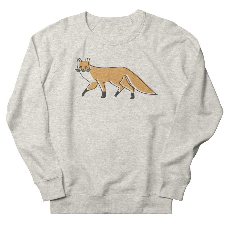 Monofox Women's French Terry Sweatshirt by coyotealert