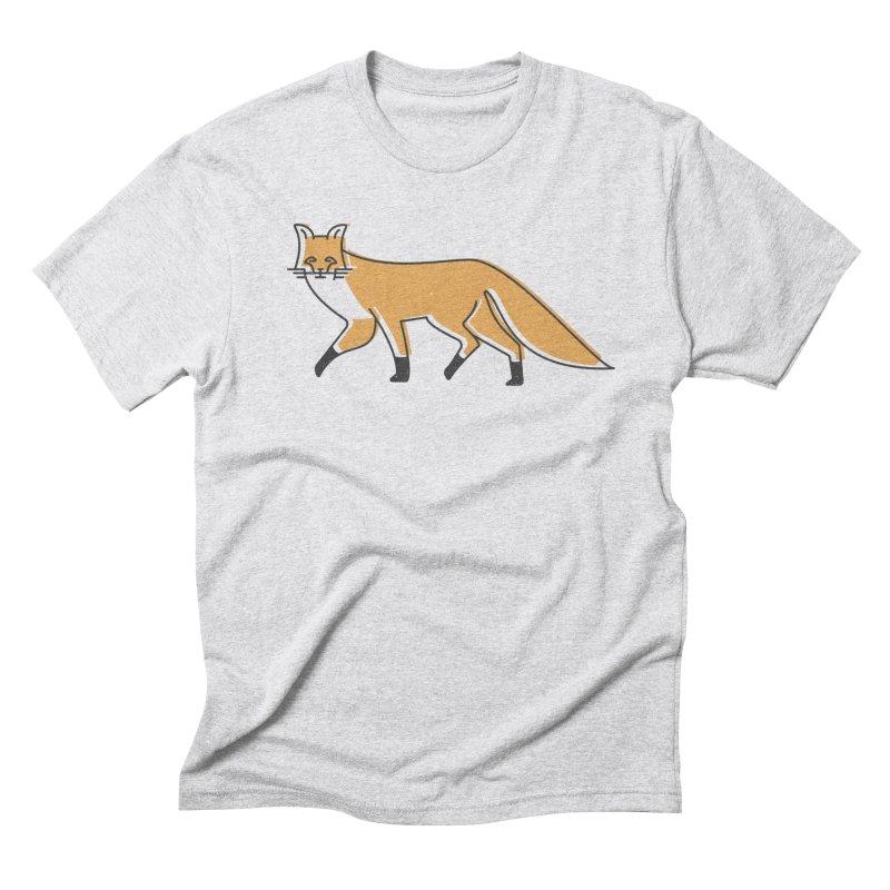 Monofox Men's Triblend T-Shirt by coyotealert