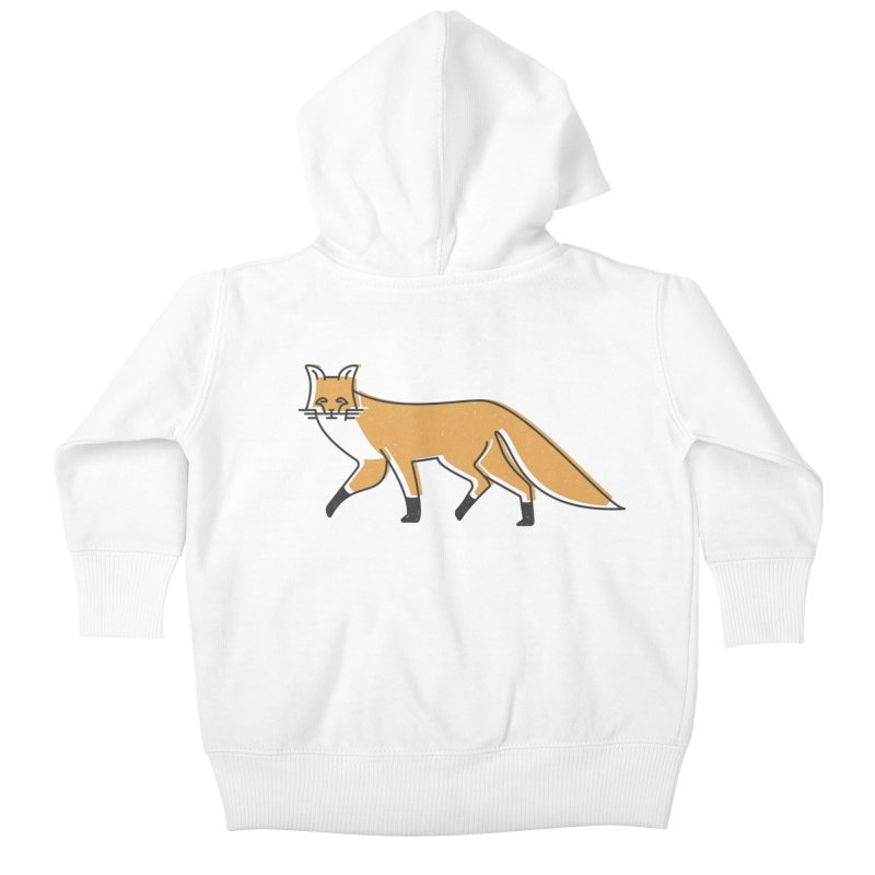 Monofox Kids Baby Zip-Up Hoody by coyotealert