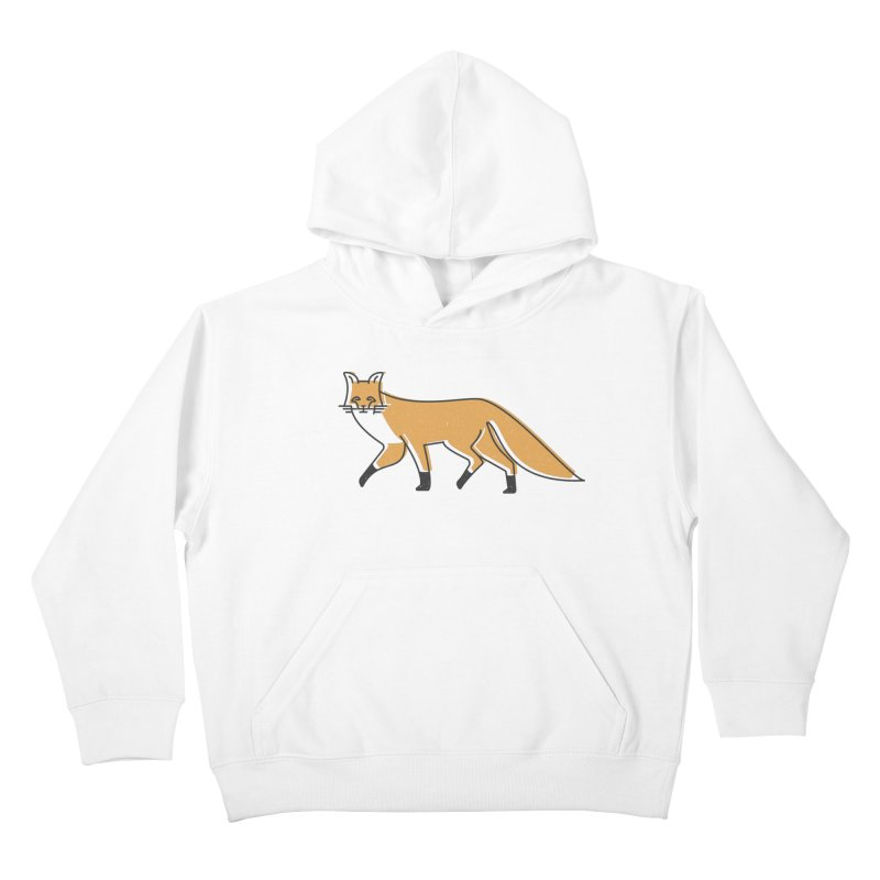 Monofox Kids Pullover Hoody by coyotealert