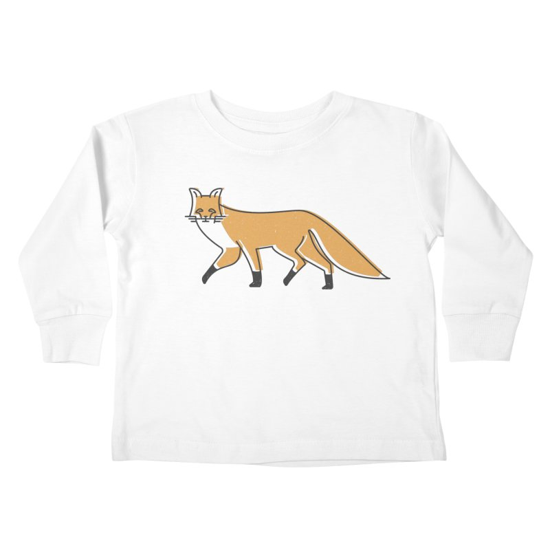 Monofox Kids Toddler Longsleeve T-Shirt by coyotealert