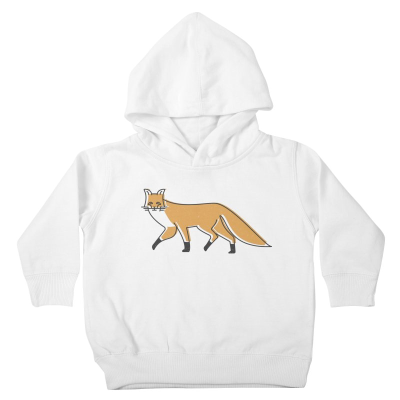 Monofox Kids Toddler Pullover Hoody by coyotealert