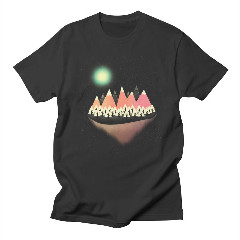 The Other Side Men's T-Shirt by coyotealert