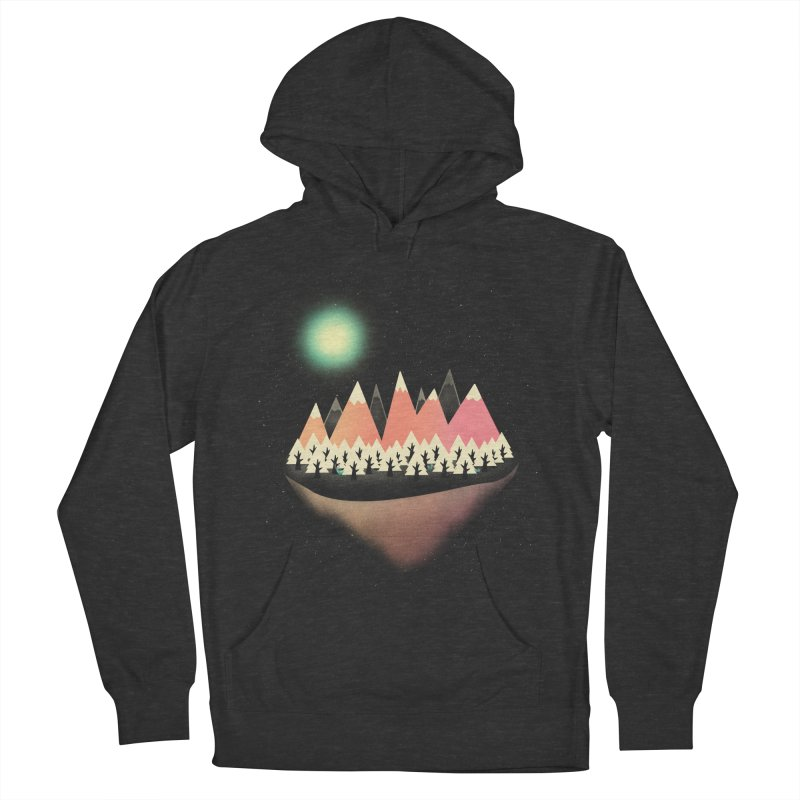 The Other Side Men's Pullover Hoody by coyotealert