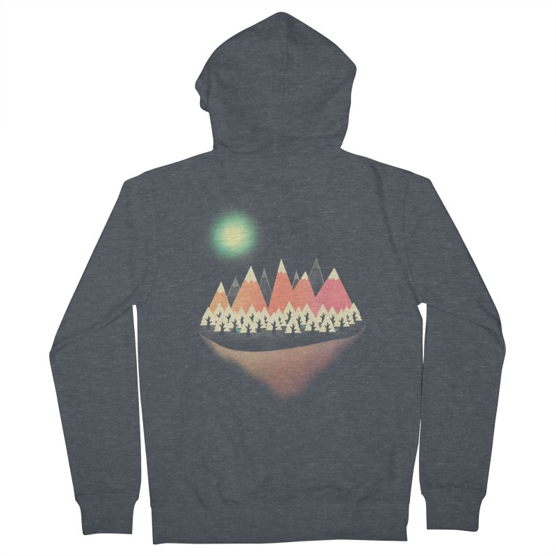 The Other Side Women's Zip-Up Hoody by coyotealert