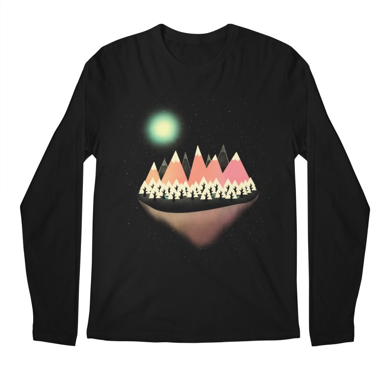 The Other Side Men's Longsleeve T-Shirt by coyotealert