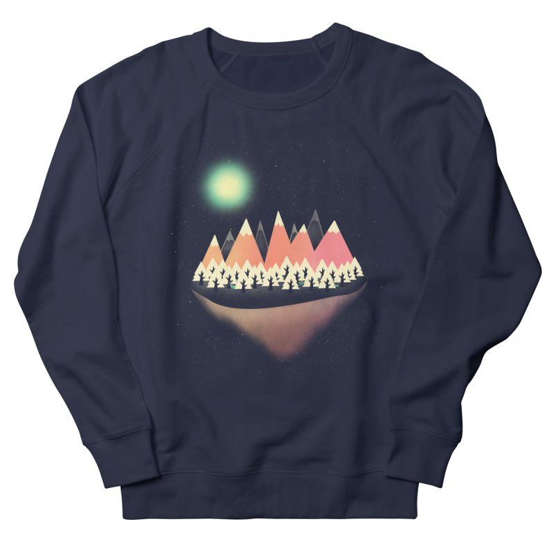 The Other Side Men's Sweatshirt by coyotealert