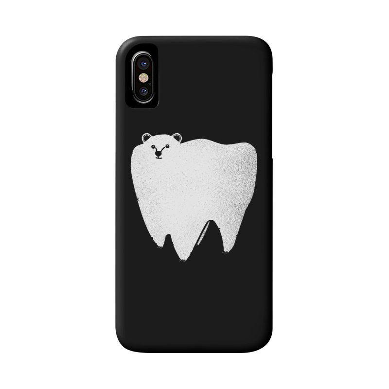 Molar Bear Accessories Phone Case by coyotealert