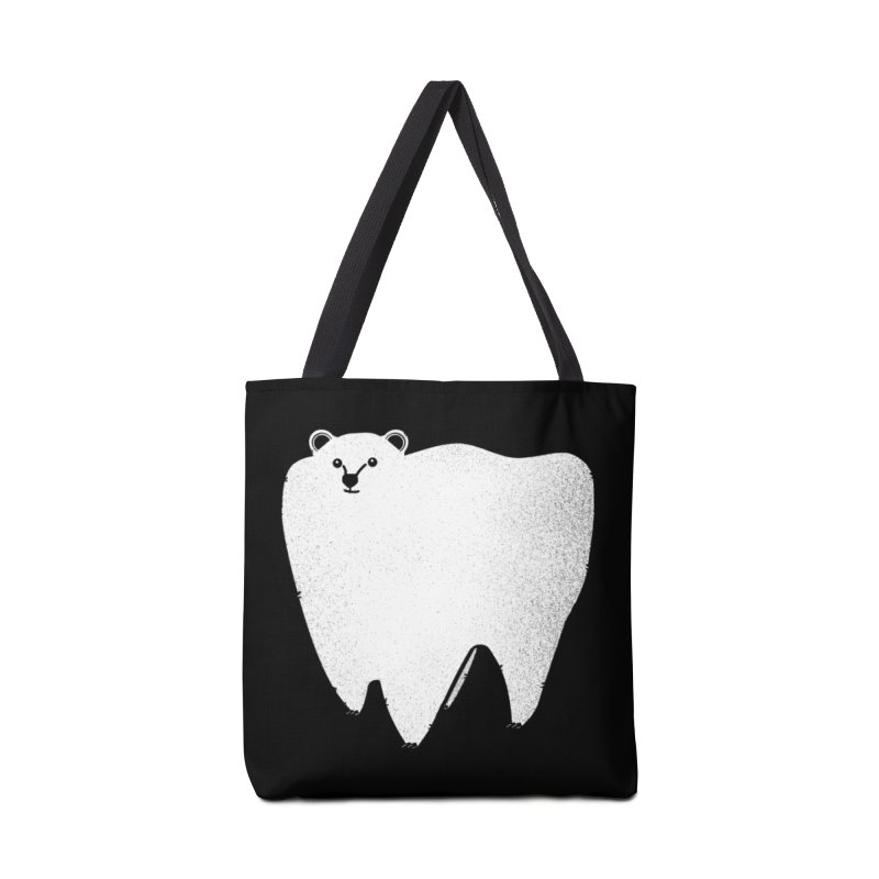 Molar Bear Accessories Bag by coyotealert