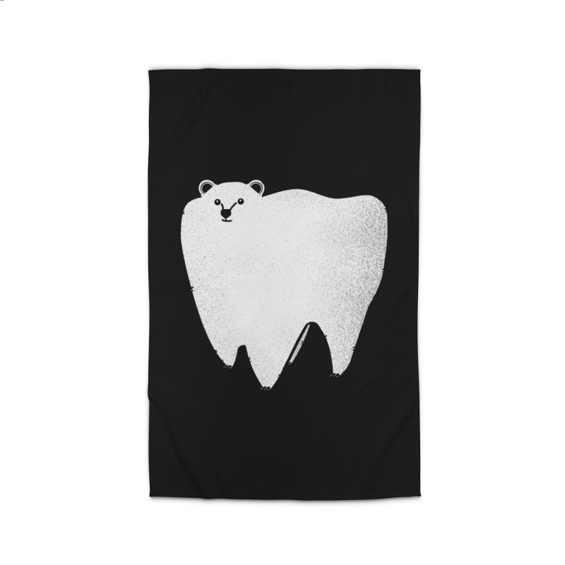 Molar Bear Home Rug by coyotealert