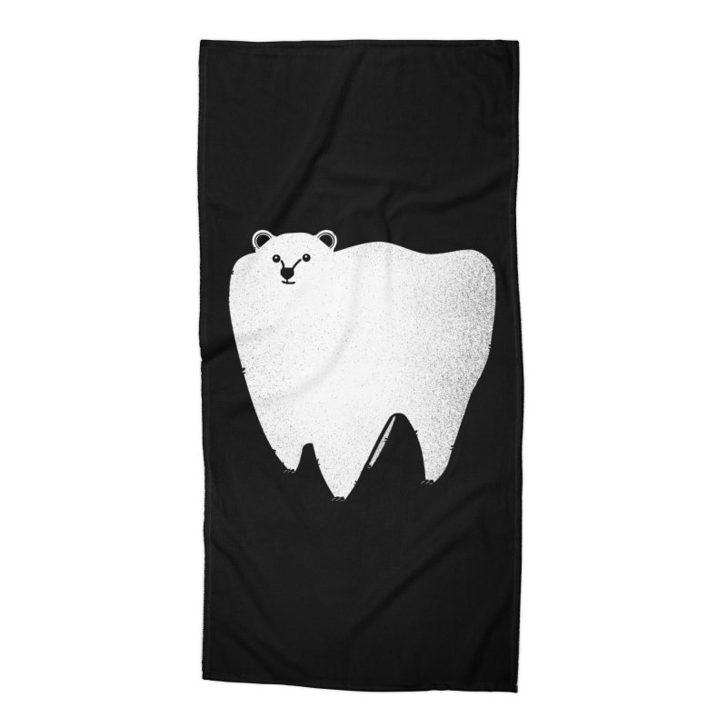 Molar Bear Accessories Beach Towel by coyotealert