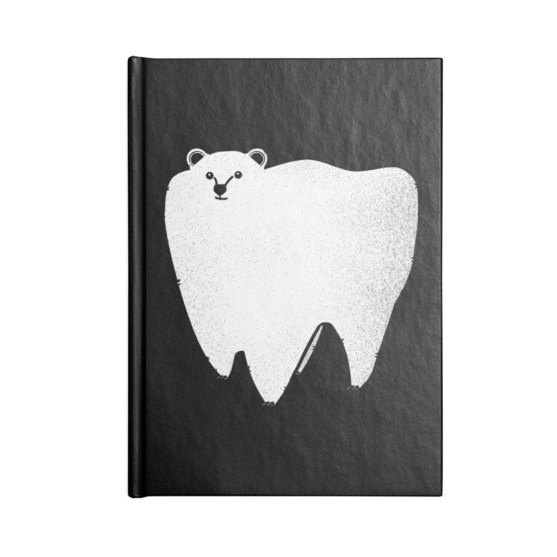 Molar Bear Accessories Notebook by coyotealert