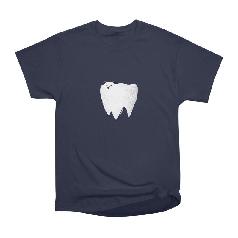 Molar Bear Women's Classic Unisex T-Shirt by coyotealert