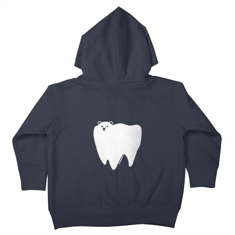 Molar Bear Kids Toddler Zip-Up Hoody by coyotealert