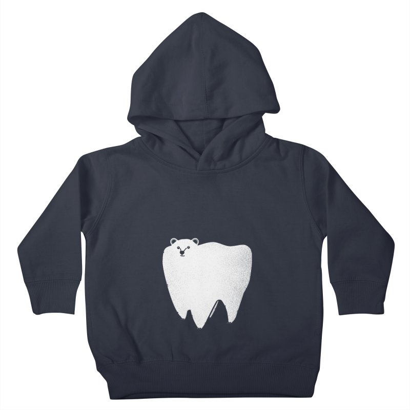 Molar Bear Kids Toddler Pullover Hoody by coyotealert