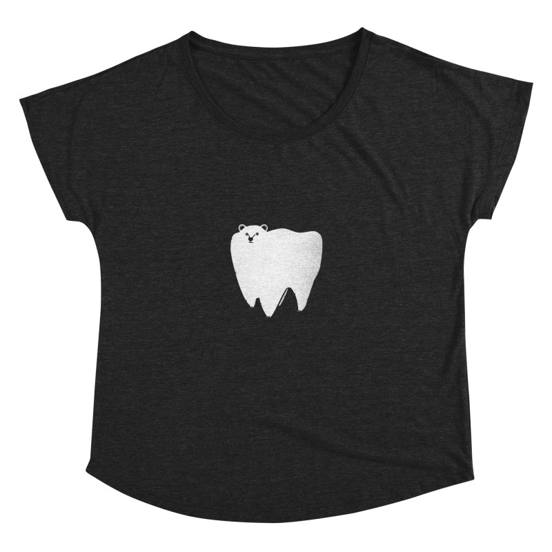 Molar Bear Women's Dolman by coyotealert