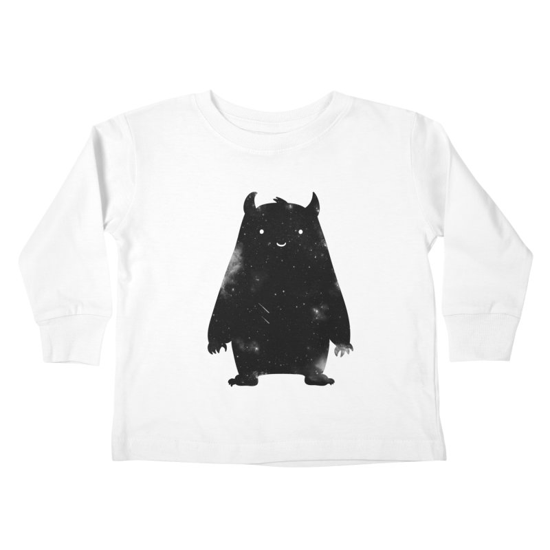 Mr. Cosmos Kids Toddler Longsleeve T-Shirt by coyotealert
