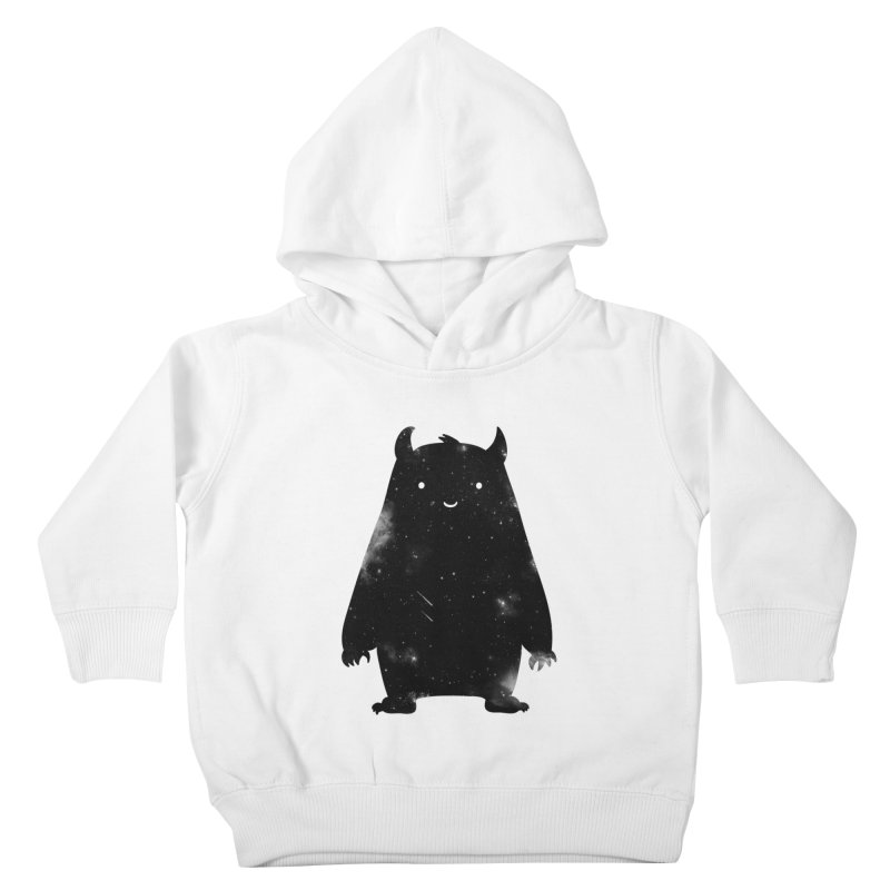 Mr. Cosmos Kids Toddler Pullover Hoody by coyotealert