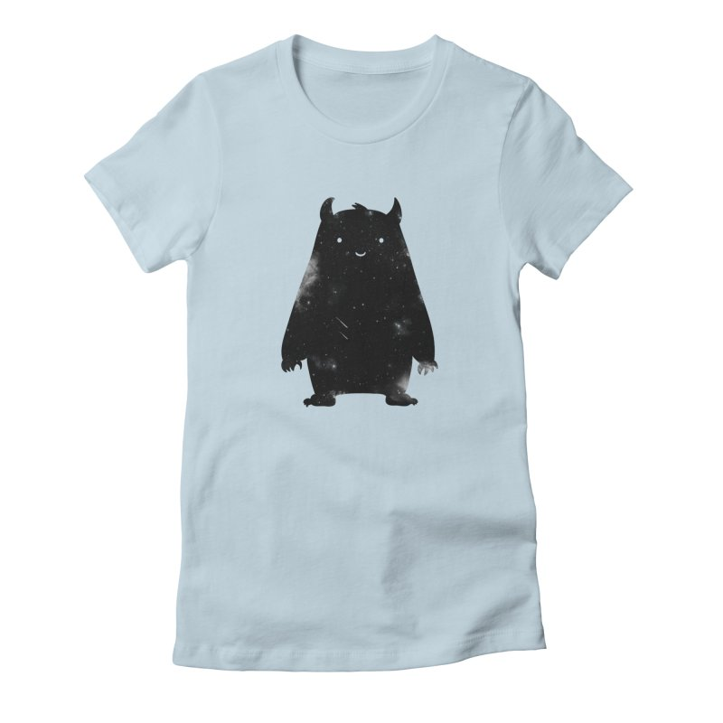 Mr. Cosmos Women's T-Shirt by coyotealert
