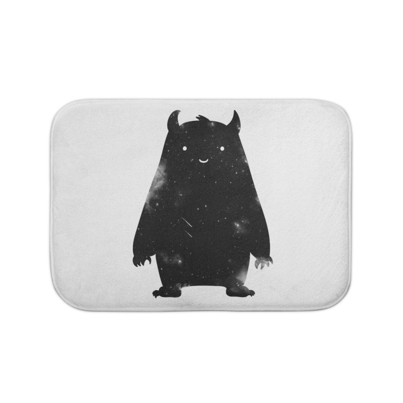 Mr. Cosmos Home Bath Mat by coyotealert