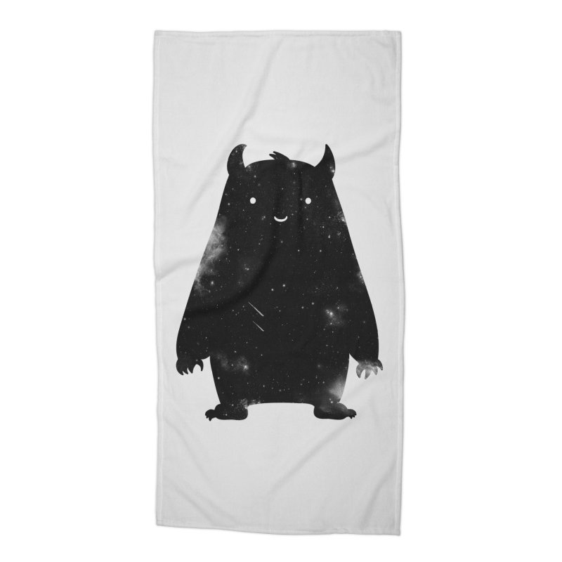 Mr. Cosmos Accessories Beach Towel by coyotealert