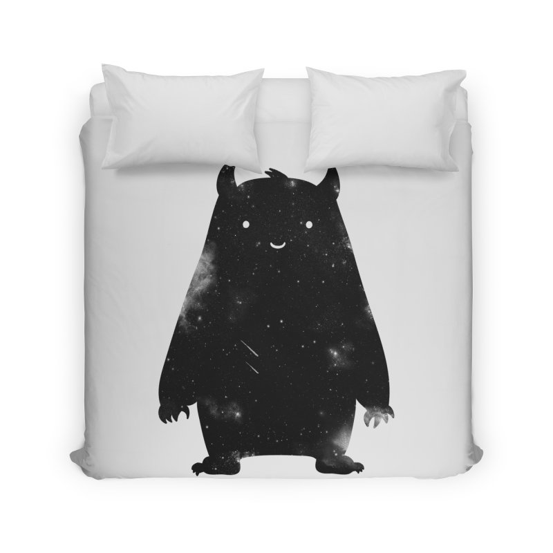 Mr. Cosmos Home Duvet by coyotealert