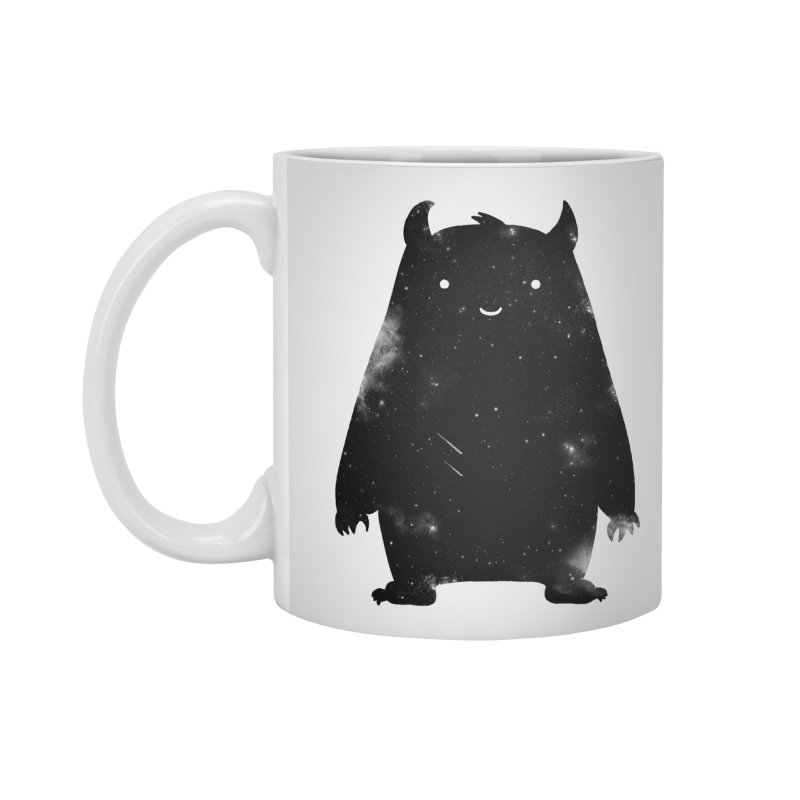 Mr. Cosmos Accessories Mug by coyotealert