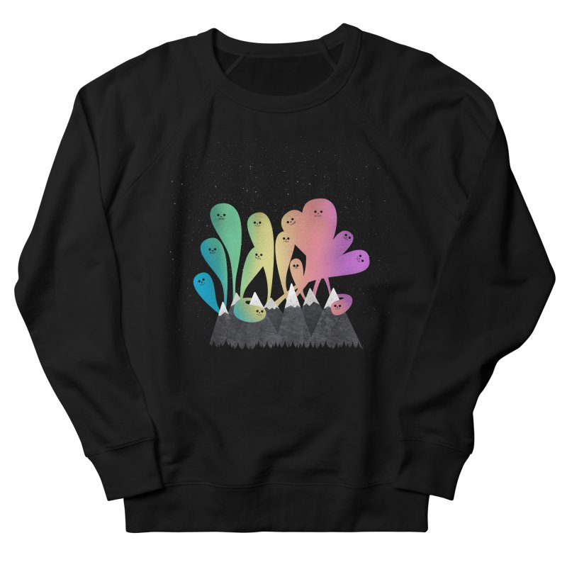 Northern Frights Women's French Terry Sweatshirt by coyotealert
