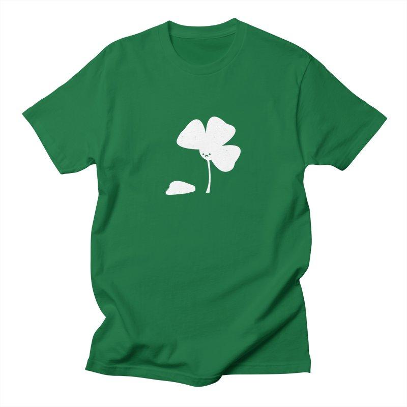 Not So Lucky Men's Regular T-Shirt by coyotealert