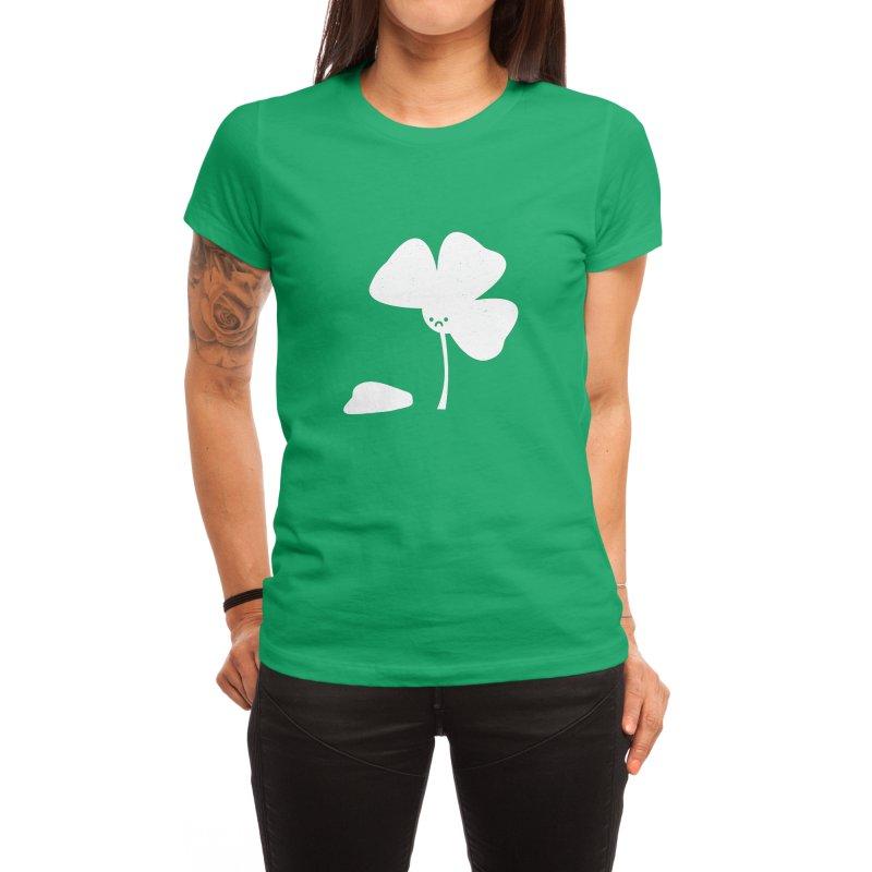 Not So Lucky Women's T-Shirt by coyotealert