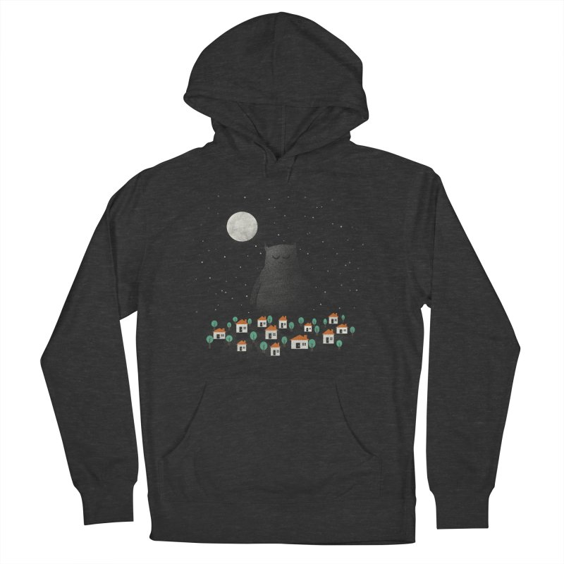 The Guardian Men's Pullover Hoody by coyotealert