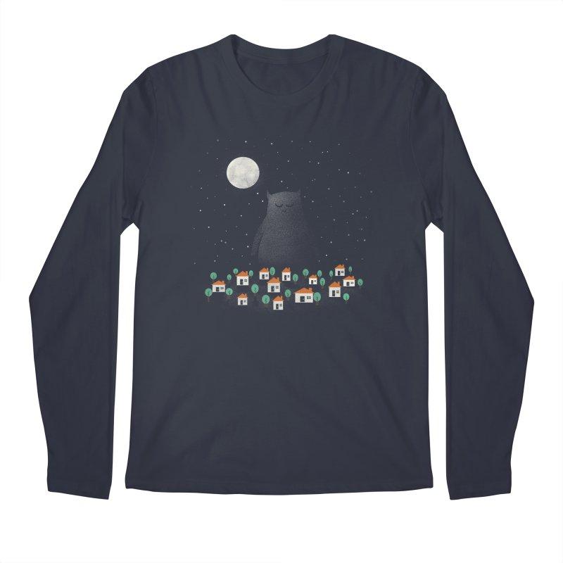 The Guardian Men's Longsleeve T-Shirt by coyotealert