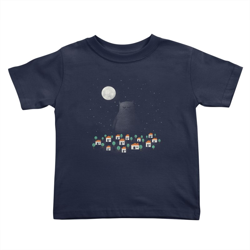 The Guardian Kids Toddler T-Shirt by coyotealert