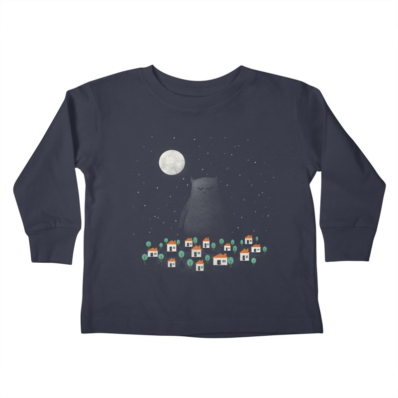 The Guardian Kids Toddler Longsleeve T-Shirt by coyotealert