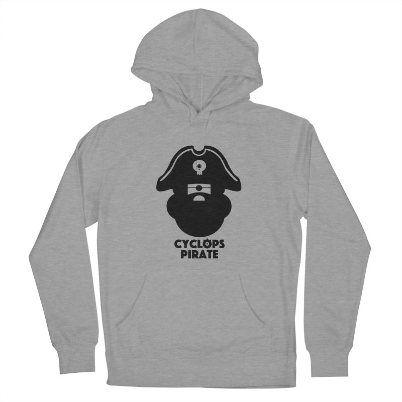 CYCLOPS PIRATE Women's Pullover Hoody by CYCLOPS PIRATE Artist Shop