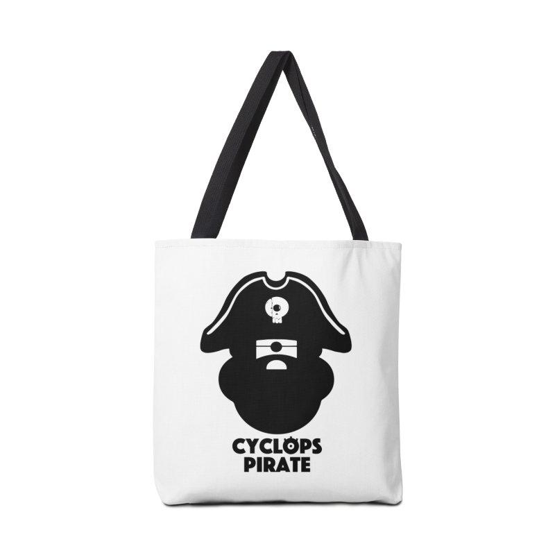 CYCLOPS PIRATE Accessories Bag by CYCLOPS PIRATE Artist Shop