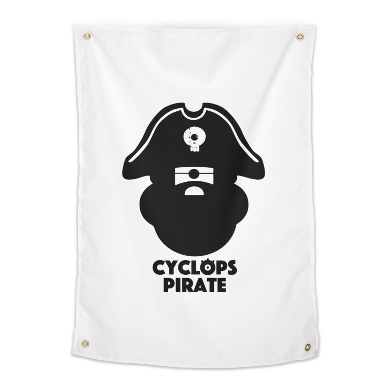 CYCLOPS PIRATE Home Tapestry by CYCLOPS PIRATE Artist Shop