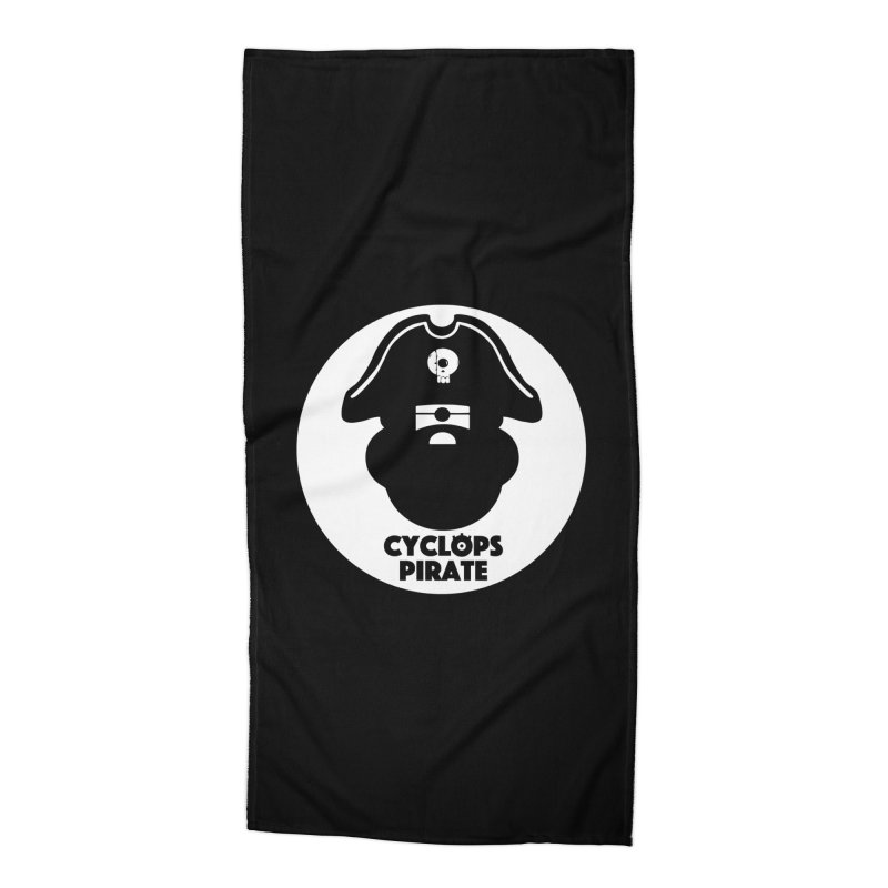 CYCLOPS PIRATE Accessories Beach Towel by CYCLOPS PIRATE Artist Shop