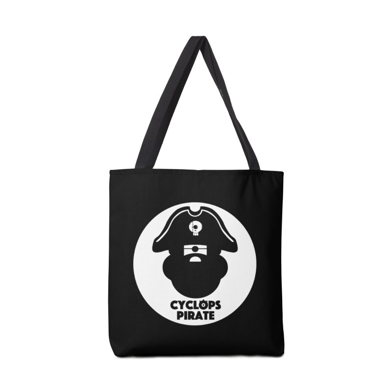 CYCLOPS PIRATE Accessories Bag by CYCLOPS PIRATE Artist Shop