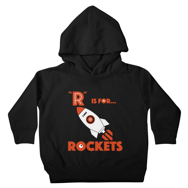 """""""R"""" is for Rockets   by CYCLOPS PIRATE Artist Shop"""