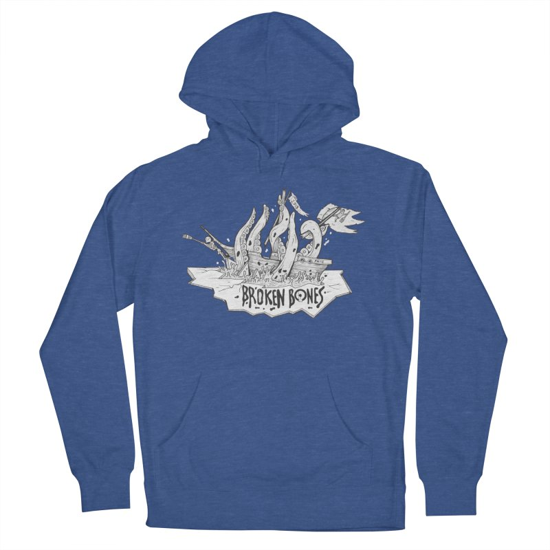 siete Women's French Terry Pullover Hoody by CYCLOPS PIRATE Artist Shop