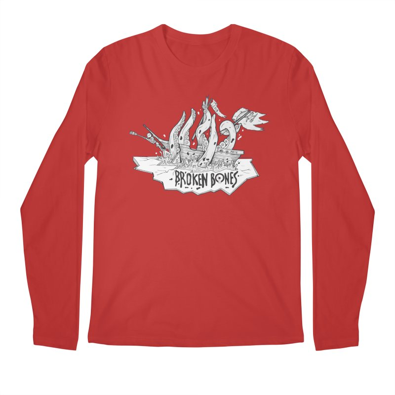 siete Men's Regular Longsleeve T-Shirt by CYCLOPS PIRATE Artist Shop