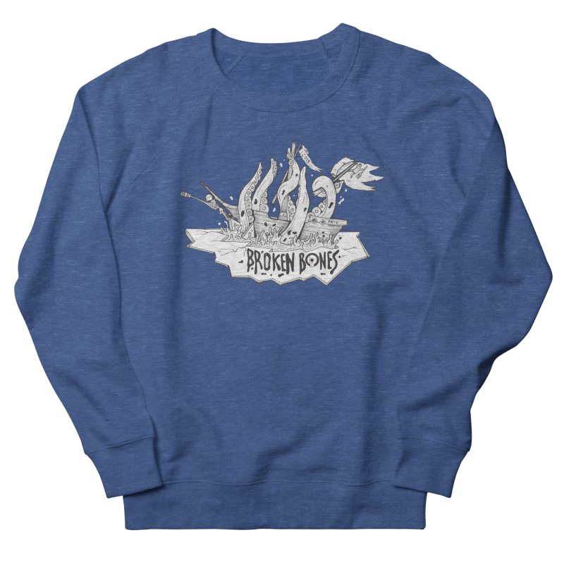 siete Men's French Terry Sweatshirt by CYCLOPS PIRATE Artist Shop