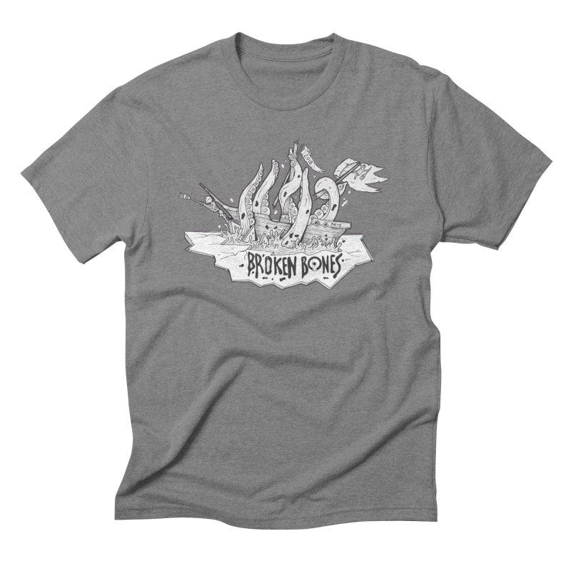 siete Men's Triblend T-Shirt by CYCLOPS PIRATE Artist Shop