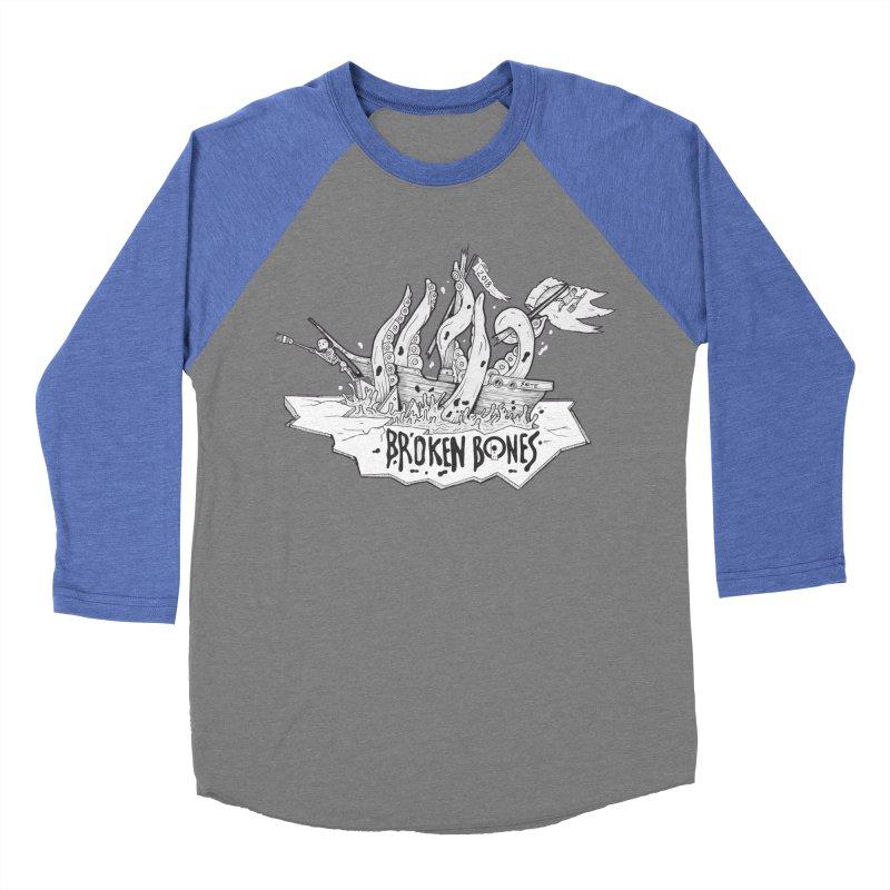 siete Women's Baseball Triblend T-Shirt by CYCLOPS PIRATE Artist Shop