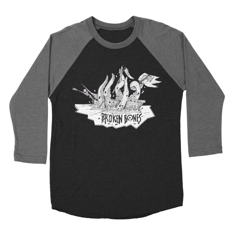 siete Men's Baseball Triblend T-Shirt by CYCLOPS PIRATE Artist Shop