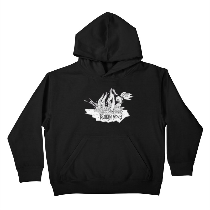 siete Kids Pullover Hoody by CYCLOPS PIRATE Artist Shop