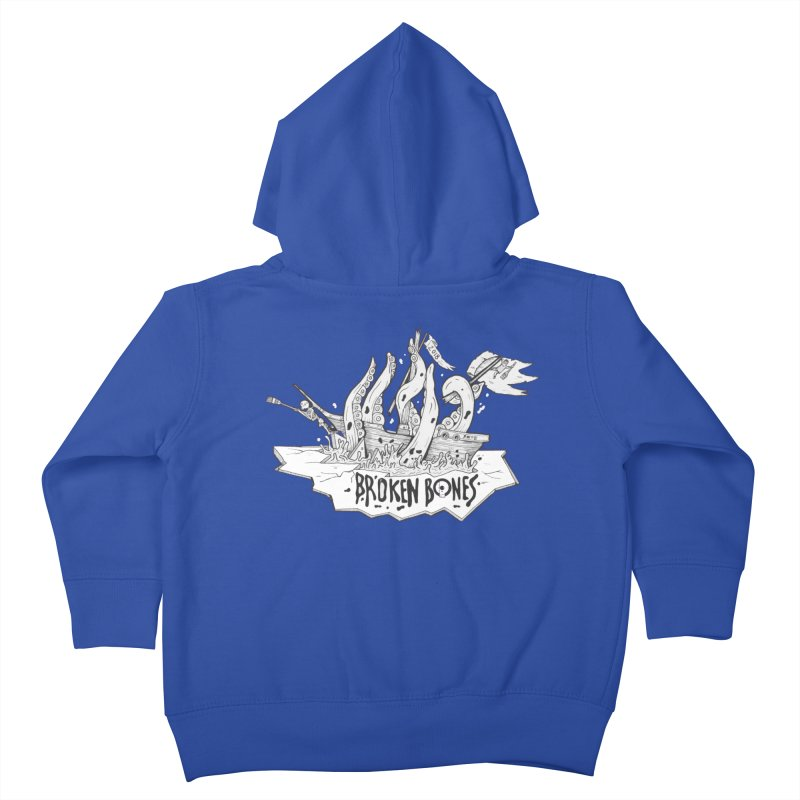siete Kids Toddler Zip-Up Hoody by CYCLOPS PIRATE Artist Shop