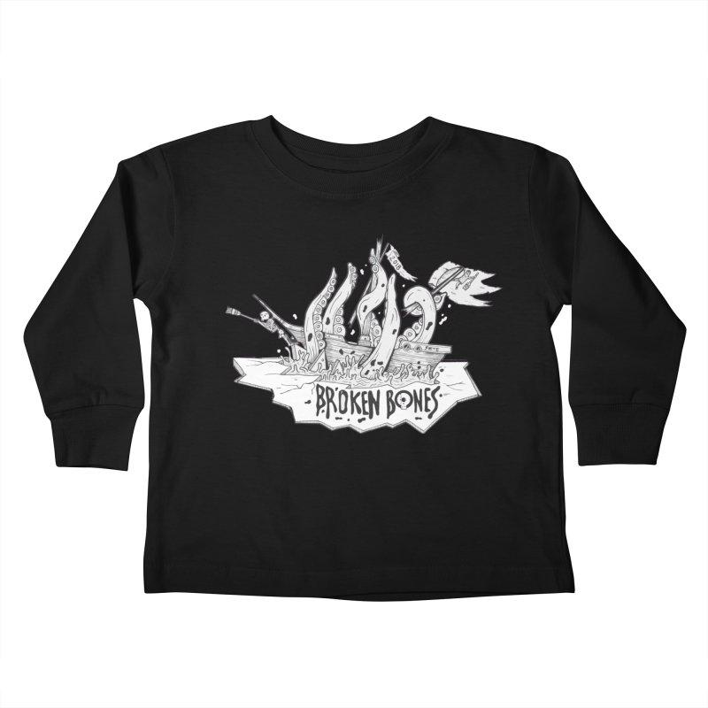 siete Kids Toddler Longsleeve T-Shirt by CYCLOPS PIRATE Artist Shop
