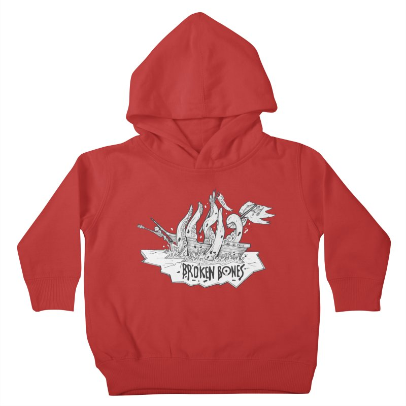 siete Kids Toddler Pullover Hoody by CYCLOPS PIRATE Artist Shop